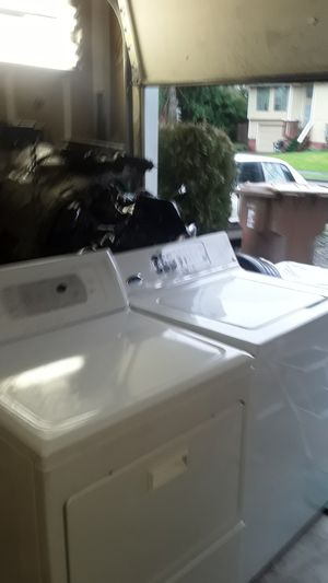 Kenmore washer. dryer for Sale in Tacoma, WA