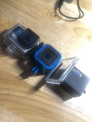 GoPro Hero 4 Silver and Hero 5 Session for Sale in Gig Harbor, WA