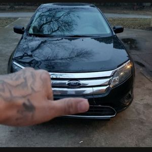 Ford Fusion 2011 Clean Title But Not In Hand. for Sale in Athens, TX