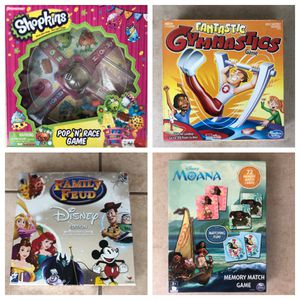 Kids Game Lot for Sale in El Monte, CA