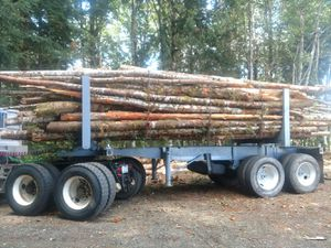 Fir alder mixed firewood $650 obo free delivery for Sale in Cosmopolis, WA