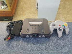 Nintendo 64 Console for Sale in Barberton, OH
