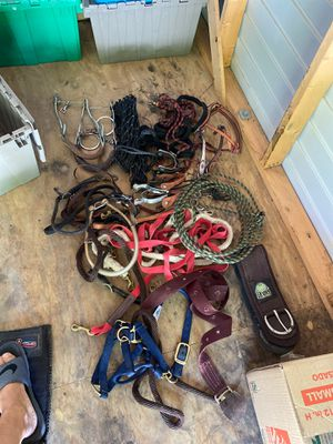 Horse tach and more for Sale in Miramar, FL