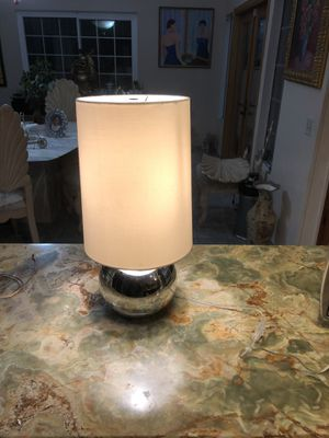 Decorative modern lamp for Sale in Spring Valley, CA