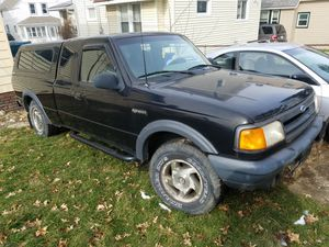 95 Ford ranger 4x4 for Sale in Cleveland, OH