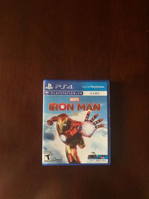 Marvel Iron Man VR Game for Sale in Antioch, CA