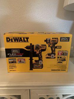 "Dewalt 20V FlexVolt Advantage "" 2 Piece Combo Set "" for Sale in Dallas, TX"
