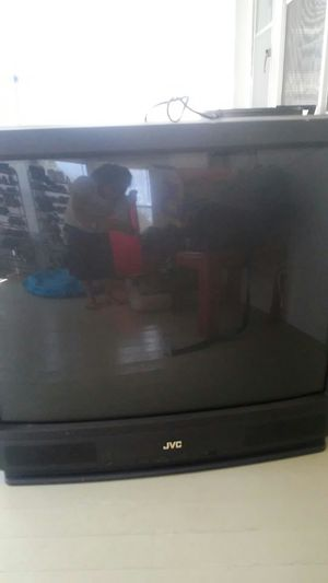 TV with a sanyo DVD player for Sale in Washington, MO