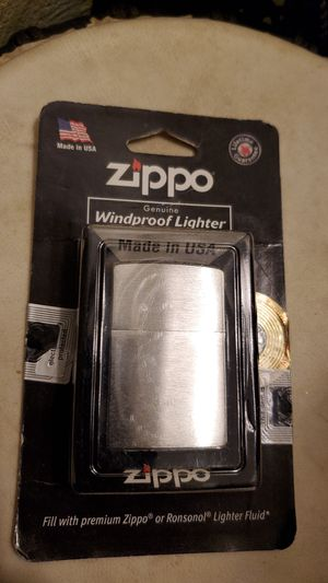 Zippo for Sale in Nashua, NH