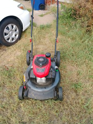 Lawn mower only used one season for Sale in Wichita, KS