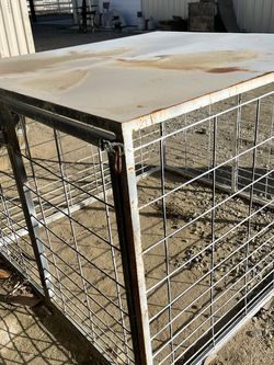 Truck Bed Livestock Cage for Sale in Bakersfield,  CA