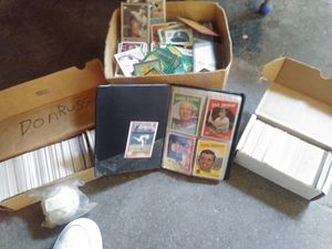 Baseball,basketball,football, cards for Sale in Moreno Valley, CA