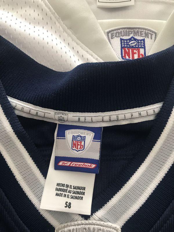Authentic Dallas Cowboy jersey