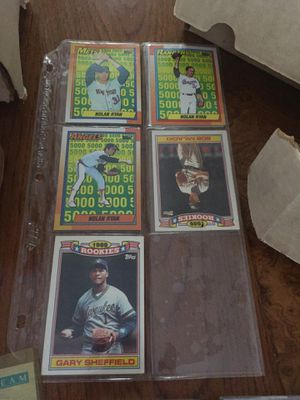 Baseball cards for Sale in La Habra Heights, CA
