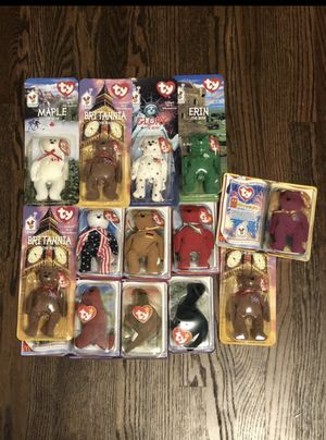 McDonald's Beanie Baby Set for Sale in Oakbrook Terrace, IL