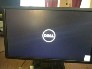 Dell monitor with stand for Sale in Parma, OH