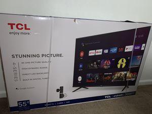 55 inch Smart TV $280 for Sale in Long Beach, CA