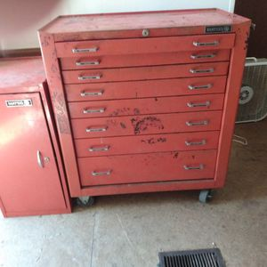 Vintage Matco Toolbox for Sale in Lexington, SC