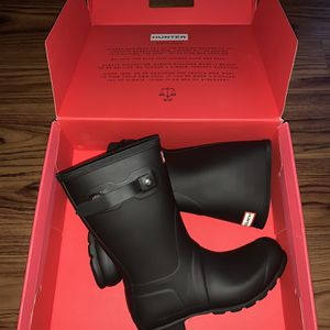 Hunter Rain Boots (Size 8) for Sale in Conyers, GA
