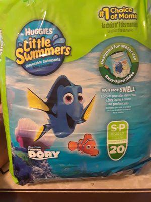 Little swimmers huggies for Sale in North Smithfield, RI