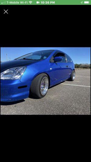 2003 Honda Civic Si for Sale in Jacksonville, FL