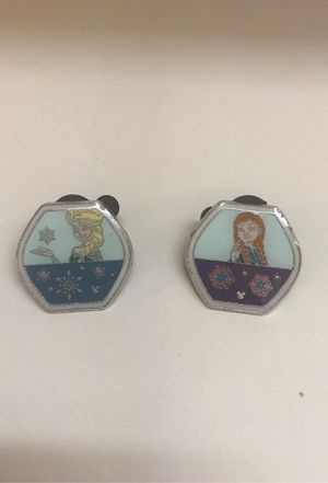 Disney's Frozen (Anna & Elsa) Hong Kong PINS for Sale in Davenport, FL
