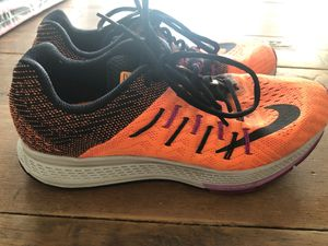 Nike Zoom running shoes W 7.5 for Sale in Denver, CO