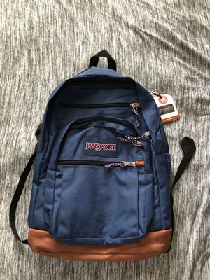 BRAND NEW Jansport Cool Student Backpack - Navy Blue for Sale in Spring, TX