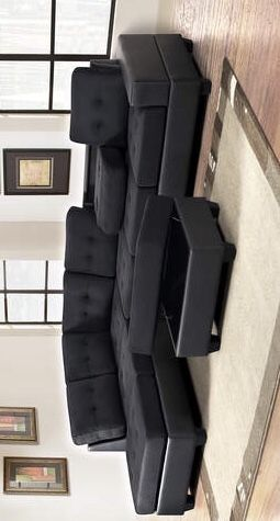 -/ sectional new tomorrow delivery for Sale in Melville, LA