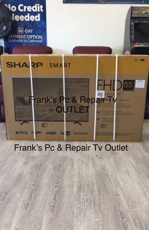 $39 DOWN/ 55 INCH SHARP 4K SMART TV 📺 for Sale in Chino, CA
