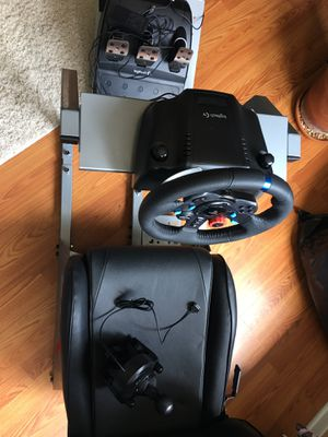 Gaming Racing Chair for Sale in Pittsburgh, PA
