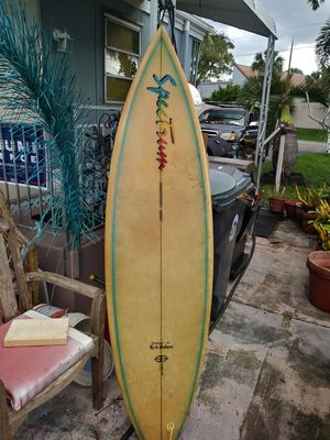 Spectrum Surfboard by Rick Bullock for Sale in West Palm Beach, FL