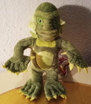 Creature From The Black Lagoon Plush for Sale in Oklahoma City, OK
