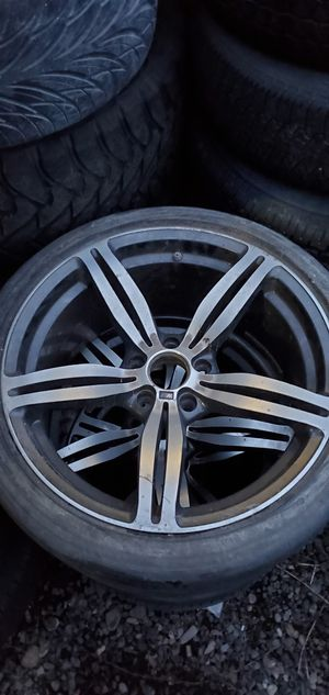 Bmw m6 wheels for Sale in Oregon City, OR