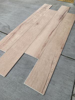 Vinyl plank waterproof flooring 7.5mm with pad @ $1. 99/sf for Sale in Vancouver, WA