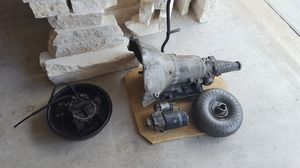 chevy 1985 c10 parts for Sale in Austin, TX