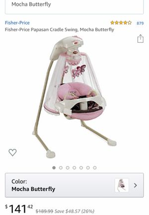 Baby swing for Sale in Norristown, PA