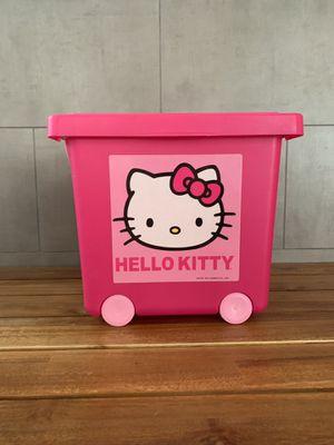 Hello Kitty Storage Bin for Sale in Las Vegas, NV
