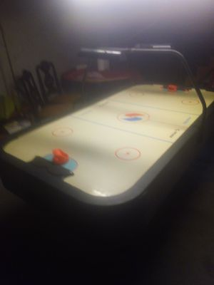 Sportcraft air hockey table for Sale in Thompson, CT