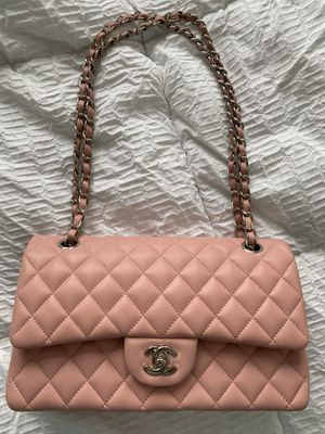 Chanel classic size medium bag for Sale in Vienna, VA