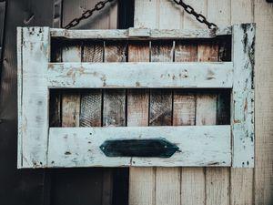 Rustic farmhouse shelf for Sale in Scofield, UT