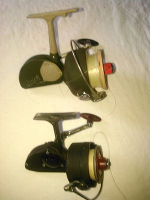 Vintage fishing reels for Sale in Chelmsford, MA