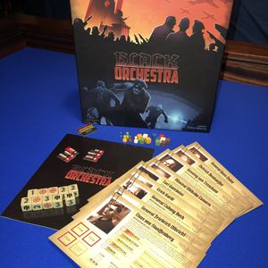 Black Orchestra board game 2nd edition for Sale in Chandler, AZ