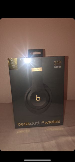 Beats Studio 3 Wireless for Sale in Auburn, WA