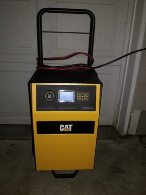 Cat-CBC40EW 40 Amp Wheel Charger with 110 Amp Engine Start for Sale in Aldie, VA
