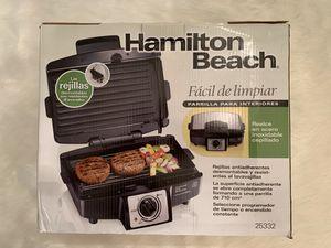 Hamilton Beach Indoor Grill 25332 for Sale in Miami, FL
