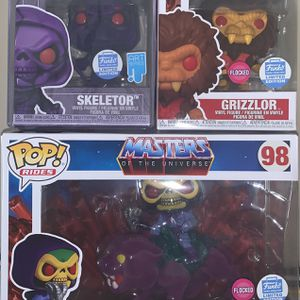 Funko Pop! Masters Of The Universe Limited Edition Bundle! for Sale in Escondido, CA