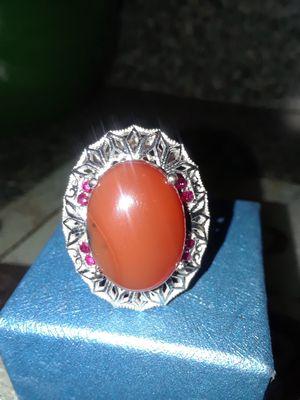 RedJasper ring for Sale in Trenton, NJ