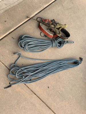 Climbing ropes for Sale in Wichita, KS