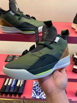 "Jordan 33 ""cactus jack"" Travis Scott for Sale in Manassas, VA"